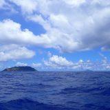 平島に入港不可、中之島へ避難