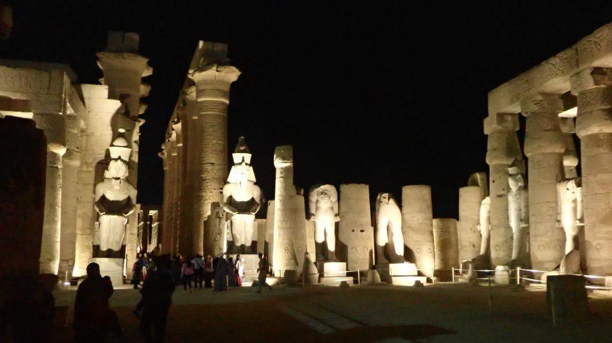 エジプト視察(3):Luxor(古代文明編)