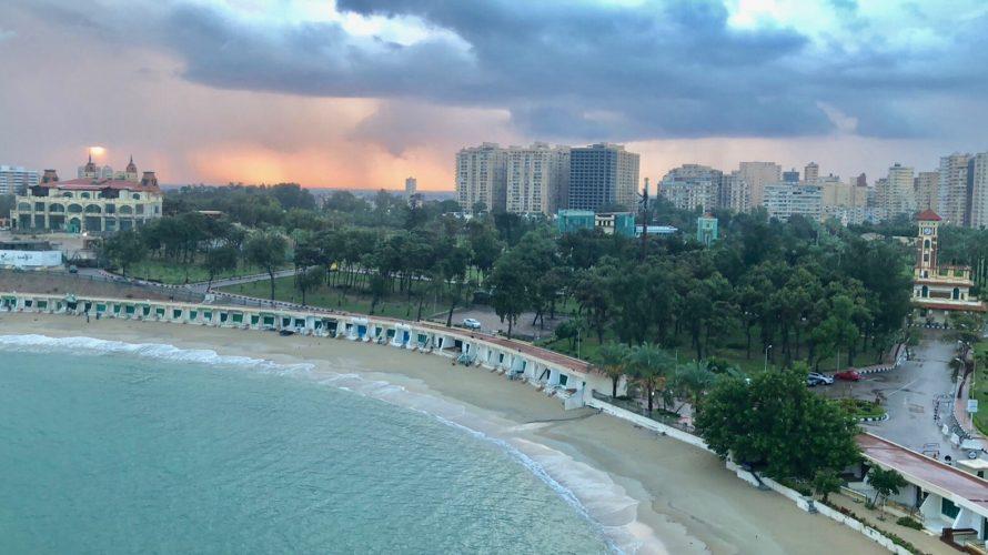 エジプト視察(7):Alexandria, Suez